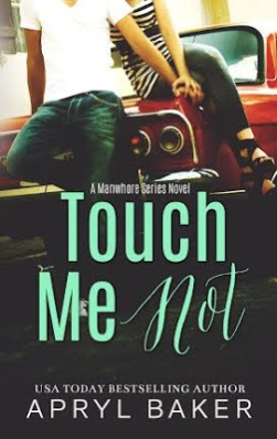 TOUCH ME NOT Front Cover